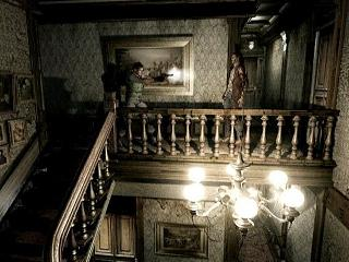 Screenshot Thumbnail / Media File 1 for Resident Evil (Europe) (En,Fr,De,Es,It) (Disc 2)