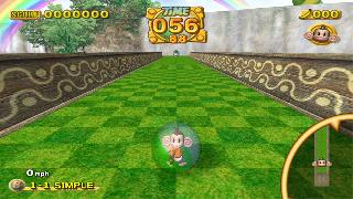 Screenshot Thumbnail / Media File 1 for Super Monkey Ball 2 (Europe) (En,Fr,De,Es,It)