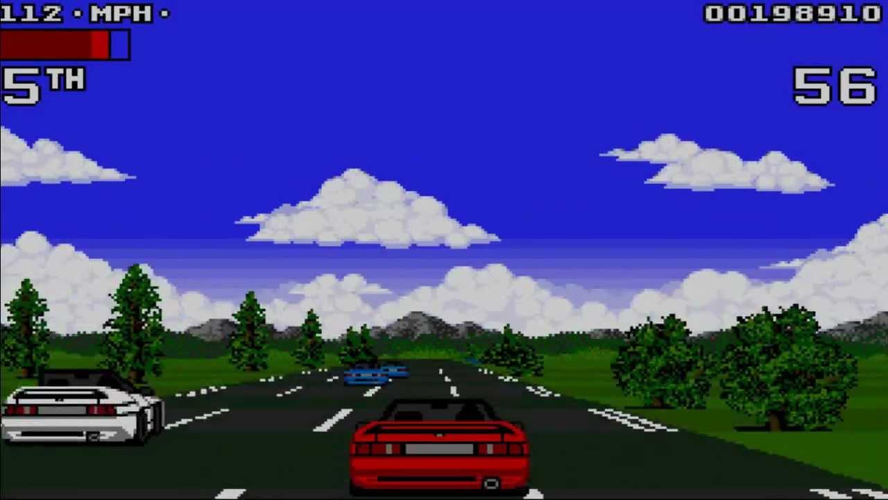 utterly stylish pretty cool classic fit Lotus Turbo Challenge 2 ROM < Amiga ROMs | Emuparadise
