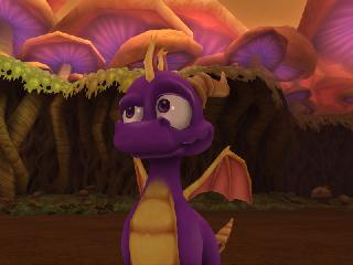 Screenshot Thumbnail / Media File 1 for The Legend of Spyro A New Beginning