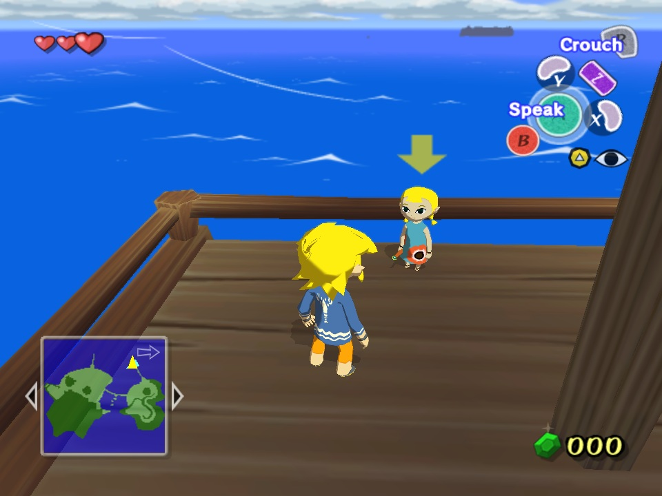 the legend of zelda the windwaker iso