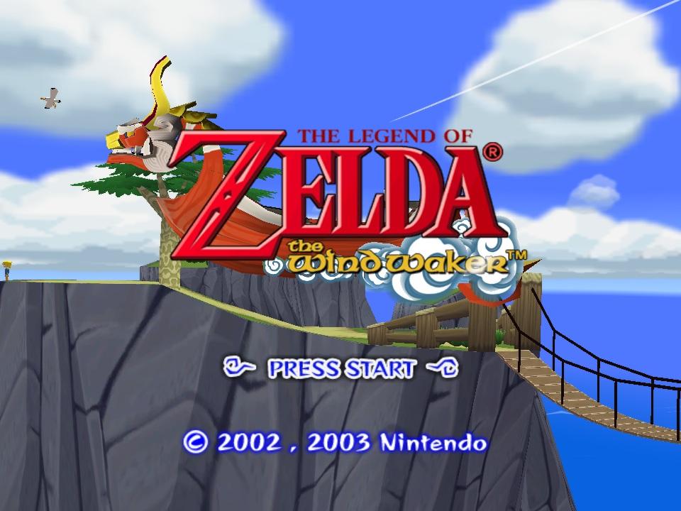 legend of zelda wind waker gamecube iso download