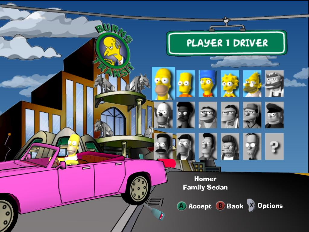 download simpsons game wii iso