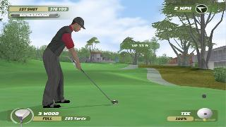Screenshot Thumbnail / Media File 1 for Tiger Woods PGA Tour 06