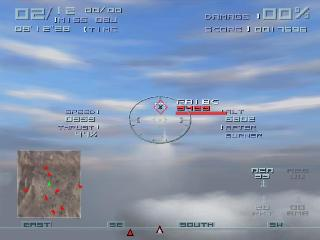Screenshot Thumbnail / Media File 1 for Top Gun Combat Zone