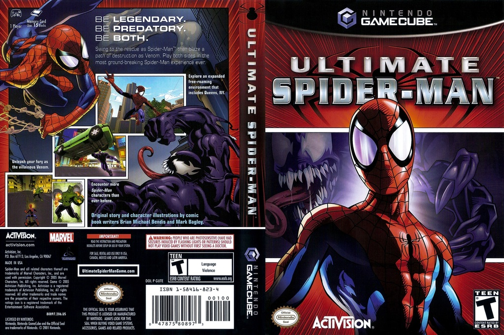 Download Software Ultimate Spider Man Patch Fr