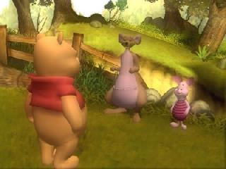 Screenshot Thumbnail / Media File 1 for Winnie The Pooh Rumbly Tumbly Adventures