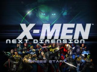 Screenshot Thumbnail / Media File 1 for X-Men Next Dimension