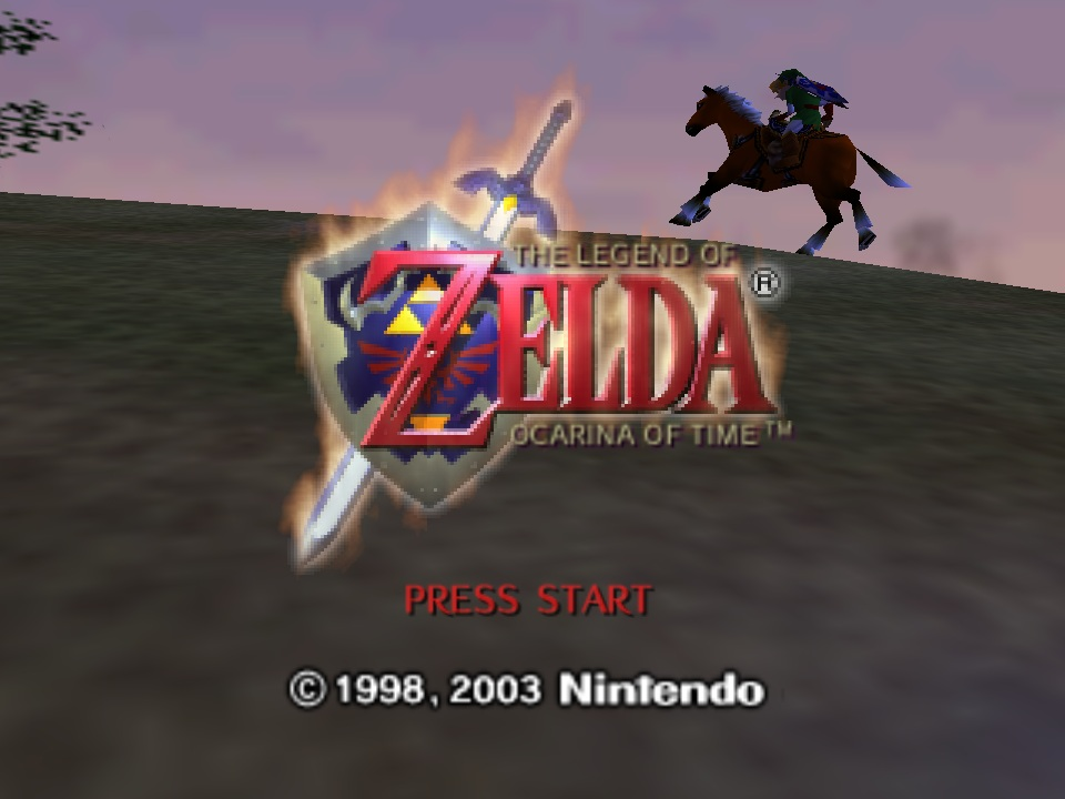 Zelda Ocarina of Time Multi Pack ISO < GCN ISOs | Emuparadise