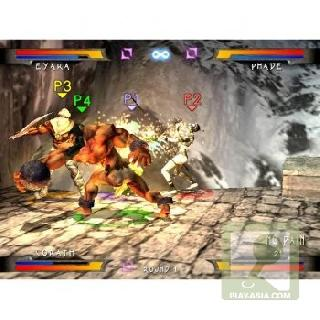 Screenshot Thumbnail / Media File 1 for Warrior Blade - Rastan vs. Barbarian (NTSC-J)