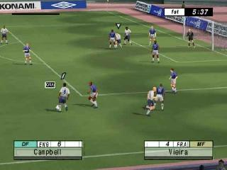 Screenshot Thumbnail / Media File 1 for Winning Eleven 6 - Final Evolution (NTSC-J)