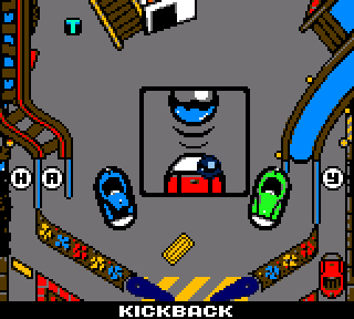 Screenshot Thumbnail / Media File 1 for 3-D Ultra Pinball - Thrillride (USA)