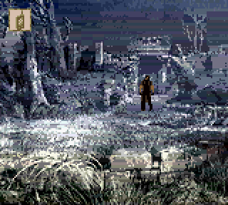Screenshot Thumbnail / Media File 1 for Alone in the Dark - The New Nightmare (Europe) (En,Fr,De,Es,It,Nl)