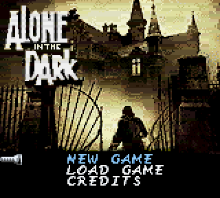 Screenshot Thumbnail / Media File 1 for Alone in the Dark - The New Nightmare (USA) (En,Fr,Es)