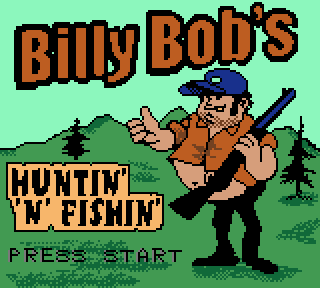 Screenshot Thumbnail / Media File 1 for Billy Bob's Huntin' 'n' Fishin' (USA, Europe)