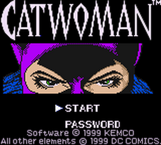 Screenshot Thumbnail / Media File 1 for Catwoman (USA)