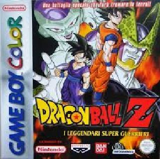 dragon ball guerriero leggendari