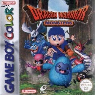 Screenshot Thumbnail / Media File 1 for Dragon Quest Monsters (Germany)