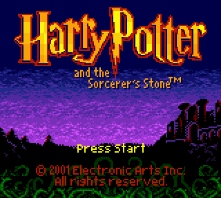 Screenshot Thumbnail / Media File 1 for Harry Potter and the Sorcerer's Stone (USA, Europe) (En,Fr,De,Es,It,Pt,Nl,Sv,No,Da,Fi)
