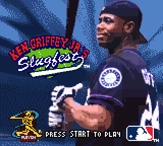 Screenshot Thumbnail / Media File 1 for Ken Griffey Jr.'s Slugfest (USA)