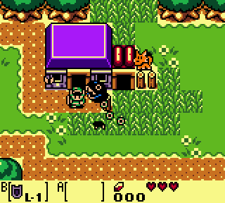 Screenshot Thumbnail / Media File 1 for Legend of Zelda, The - Link's Awakening DX (USA, Europe) (Rev A)