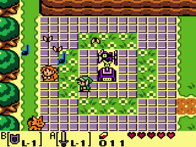 Legend of Zelda, The - Link's Awakening DX (USA, Europe) ROM