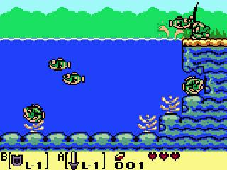 Screenshot Thumbnail / Media File 1 for Legend of Zelda, The - Link's Awakening DX (USA, Europe)