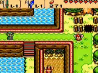Screenshot Thumbnail / Media File 1 for Legend of Zelda, The - Oracle of Seasons (Europe) (En,Fr,De,Es,It)