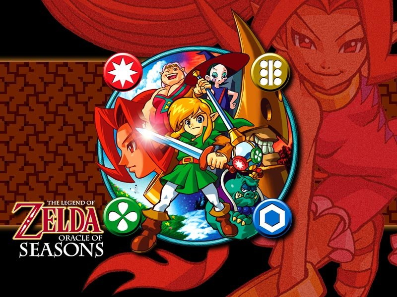 Image result for Oracle of Seasons