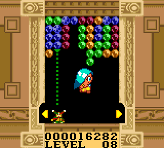 Screenshot Thumbnail / Media File 1 for Magical Drop (Europe) (En,Fr,De)
