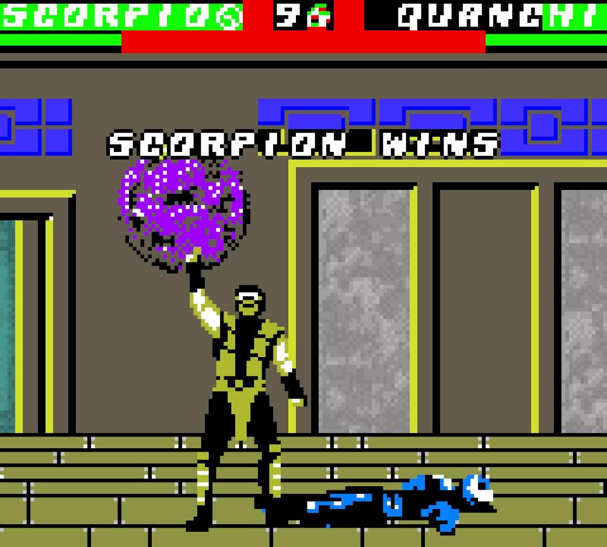 Gameboy color roms for free - Screenshot Thumbnail Media File 3 For Mortal Kombat 4 Usa