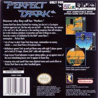 Screenshot Thumbnail / Media File 1 for Perfect Dark (USA, Europe) (En,Fr,De,Es,It)