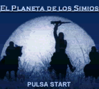 Screenshot Thumbnail / Media File 1 for Planet of the Apes (Europe) (En,Fr,De,Es,It,Nl)