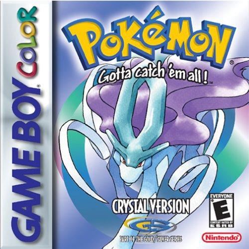 rom pokemon version cristal