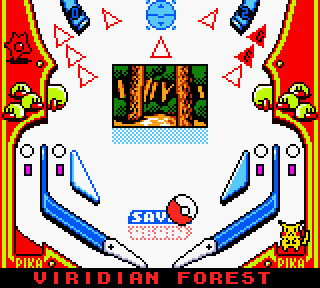 Screenshot Thumbnail / Media File 1 for Pokemon Pinball (Europe) (En,Fr,De,Es,It)