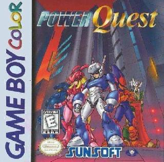 Screenshot Thumbnail / Media File 1 for Power Quest (USA) (En,Fr,De,Es,It)