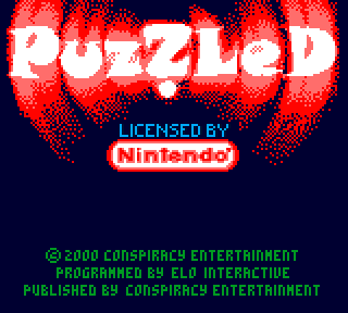 Screenshot Thumbnail / Media File 1 for Puzzled (USA)
