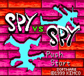 Screenshot Thumbnail / Media File 1 for Spy vs. Spy (Japan)