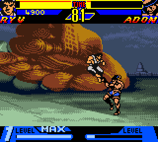 Screenshot Thumbnail / Media File 1 for Street Fighter Alpha - Warriors' Dreams (Europe)