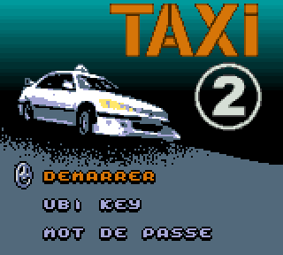 Screenshot Thumbnail / Media File 1 for Taxi 2 (France)