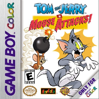 Screenshot Thumbnail / Media File 1 for Tom and Jerry in Mouse Attacks! (USA)