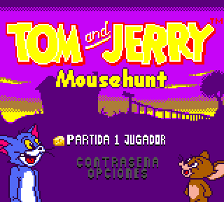 Screenshot Thumbnail / Media File 1 for Tom and Jerry - Mousehunt (USA) (En,Fr,Es)
