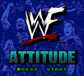 Screenshot Thumbnail / Media File 1 for WWF Attitude (USA)