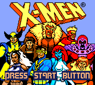 Screenshot Thumbnail / Media File 1 for X-Men - Mutant Academy (USA, Europe)