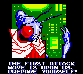 Screenshot Thumbnail / Media File 1 for Yars' Revenge (USA)