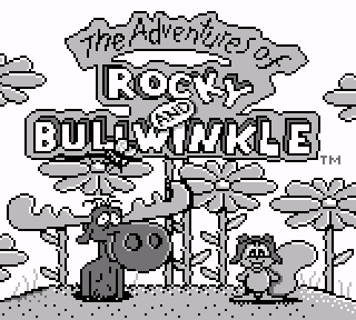 Screenshot Thumbnail / Media File 1 for Adventures of Rocky and Bullwinkle, The (USA) (Beta)