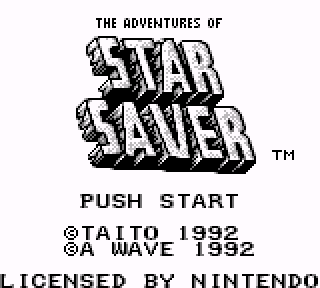 Screenshot Thumbnail / Media File 1 for Adventures of Star Saver, The (USA, Europe)