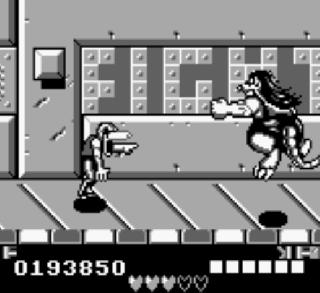 Screenshot Thumbnail / Media File 1 for Battletoads Double Dragon - The Ultimate Team (USA)