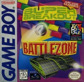 Screenshot Thumbnail / Media File 1 for Battle Zone & Super Breakout (USA, Europe)