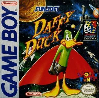 Screenshot Thumbnail / Media File 1 for Daffy Duck - The Marvin Missions (USA)